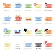 Tea Chart by Citygirl13