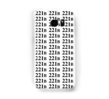 221B - Sherlock Samsung Galaxy Case/Skin