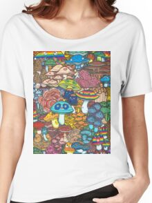 Mycology Women's Relaxed Fit T-Shirt