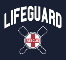 Classic Lifeguard Rescue by robotface