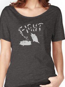 Pillow Fight Women's Relaxed Fit T-Shirt