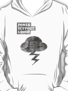 Misfits Power Support Group Shirt  T-Shirt
