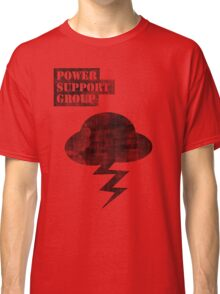 Misfits Power Support Group Shirt  Classic T-Shirt