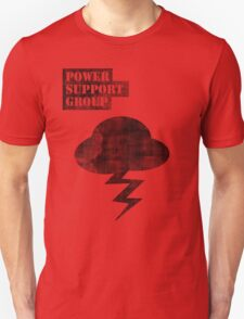 Misfits Power Support Group Shirt  T-Shirt