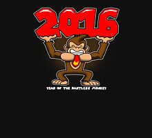 2016, Year of the Pantless Monkey  Unisex T-Shirt