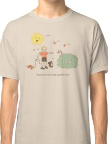 Twig and Berries Classic T-Shirt