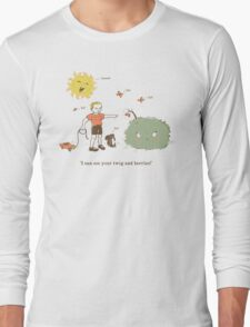Twig and Berries Long Sleeve T-Shirt