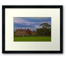 Ireland. County Kerry. Muckross House. Framed Print