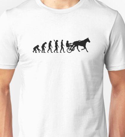 Evolution harness trotting Unisex T-Shirt