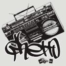 Ghetto Blaster  by raneman
