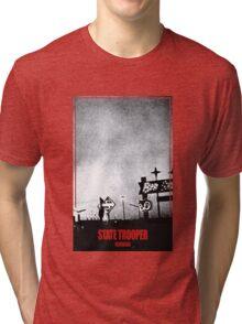 State Trooper Nebraska Tri-blend T-Shirt