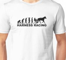 Evolution harness racing Unisex T-Shirt