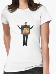 Spam Costume Womens Fitted T-Shirt