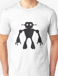 Robot Star Design T-Shirt