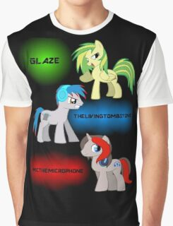 The Elements of Music Graphic T-Shirt
