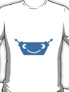Robot Face T-Shirt