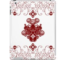 Roses & Rotten Apples - Blood in the Snow iPad Case/Skin