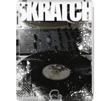 Skratch 1 iPad Case/Skin