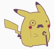 Monopoly Pikachu by maudeline