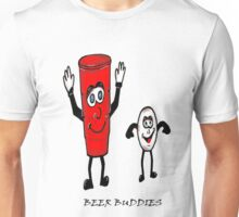 Beer Buddies Unisex T-Shirt