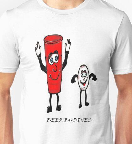 Beer Buddies Unisex T-Shirt