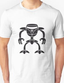 Dangerous Warrior Mech Robot Design T-Shirt