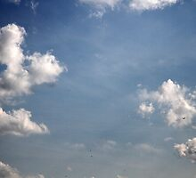 Clouds Are Neat No.12 by Allison Patel