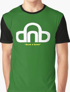 DNB (Drum N Bass) V2 (alt) Graphic T-Shirt