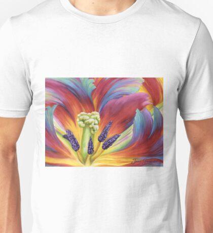 Tulip Color Study Unisex T-Shirt