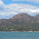 Freycinet and the Hazards by Graeme  Hyde