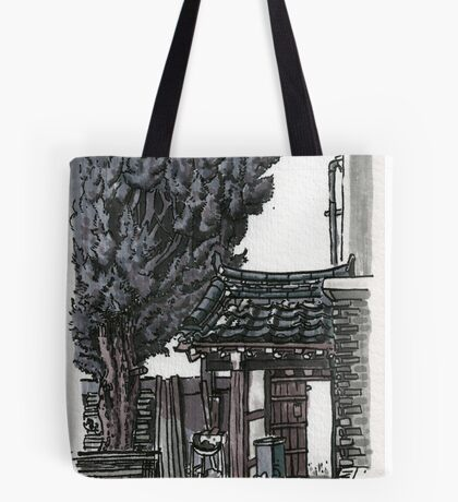 South Korea : Gyeongju Guesthouse Tote Bag