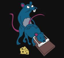 Flight Of The Conchords Mouse Trap by BigTrace