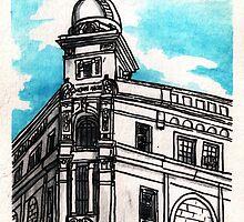 Philippines : Regina Building by ryansumo