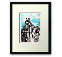 Philippines : Regina Building Framed Print