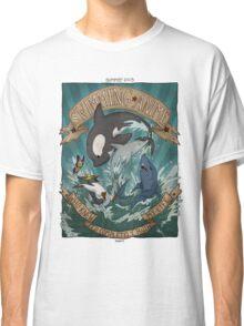 Swimming Anime Classic T-Shirt