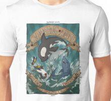 Swimming Anime Unisex T-Shirt