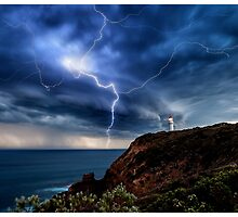 Thunderstorm Cape Schanck 2015 by Yanni