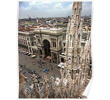 Milan, italy Poster
