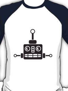 Cool Robot Face T-Shirt
