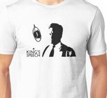 The King's Speech Unisex T-Shirt