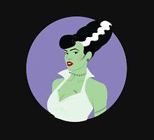 Bride of Frankenstein Pinup Unisex T-Shirt