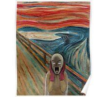 The Screaming Saitama Poster