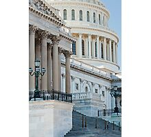 Capitol Building in Washington DC Photographic Print