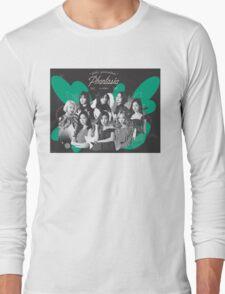 Girls' Generation (SNSD) 'PHANTASIA' Concert in Japan Full Long Sleeve T-Shirt
