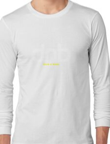 DNB (Drum N Bass) Long Sleeve T-Shirt