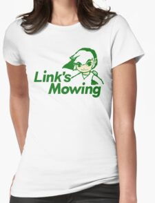 Link's Mowing Womens Fitted T-Shirt