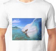 Surfing Dan Unisex T-Shirt