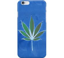 Hemp Lumen #8 Leaf Marijuana/Cannabis/Weed iPhone Case/Skin