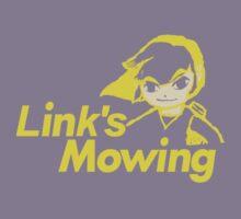 Link's Mowing Kids Tee