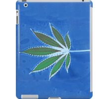 Hemp Lumen #8 Leaf Marijuana/Cannabis/Weed iPad Case/Skin